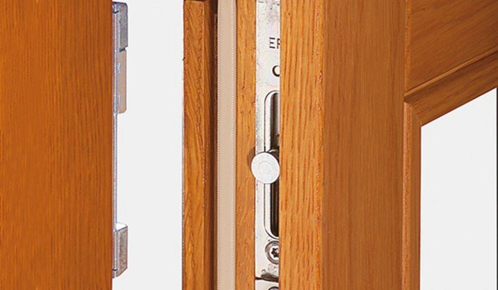 Sicherheitsstufen Fenster Basissicherheit Pilzkopfbeschlag