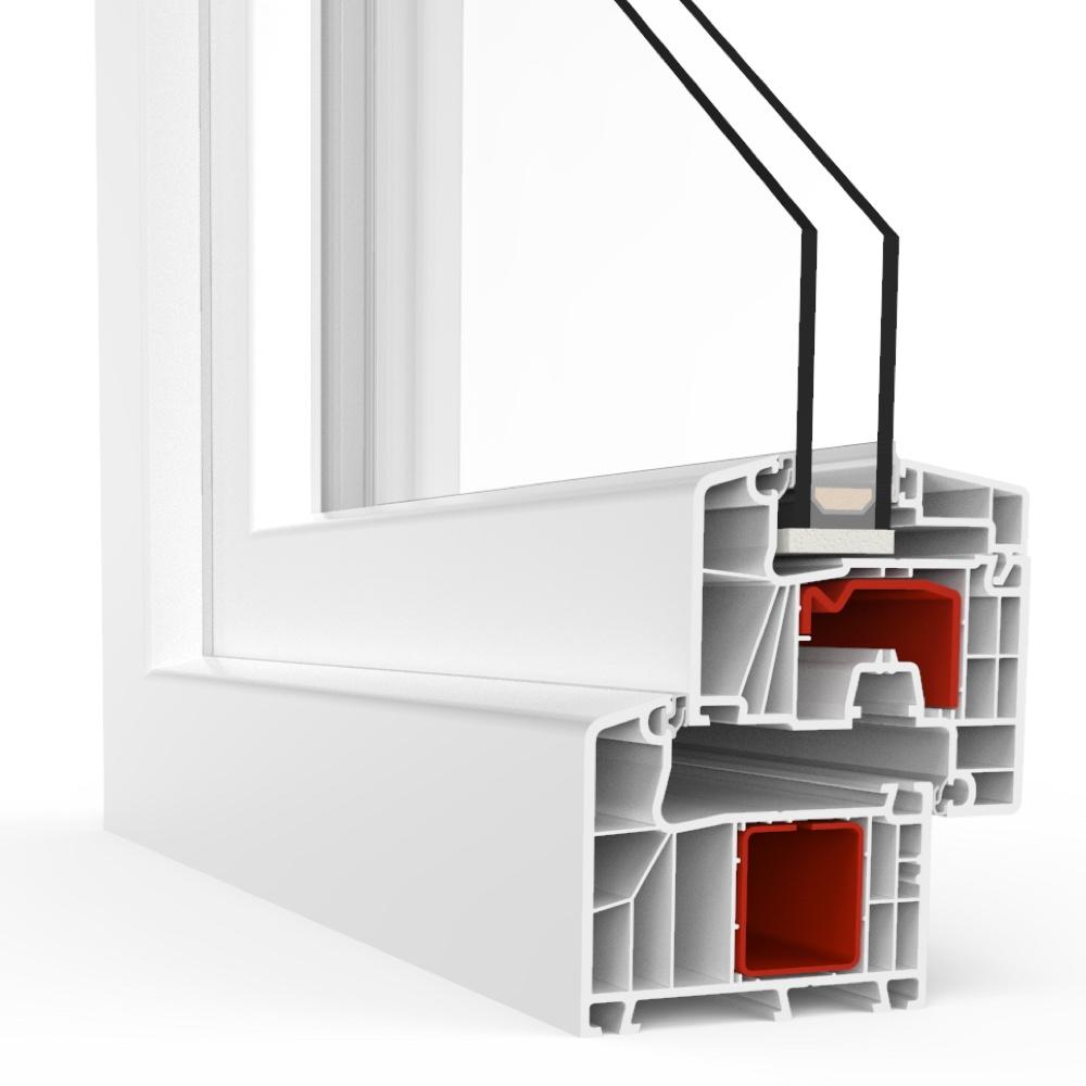 aluplast IDEAL® 7000 PVC Profil