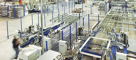 aluplast Kunststofffenster Produktion