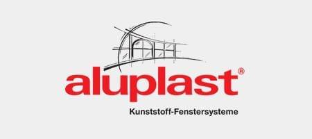 Logo aluplast Karlsruhe