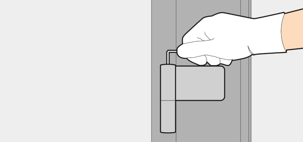 haust r einstellen anleitung eingangst r richtig justieren. Black Bedroom Furniture Sets. Home Design Ideas