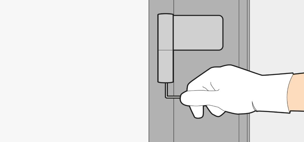 Haustür einstellen » Anleitung Eingangstür richtig justieren