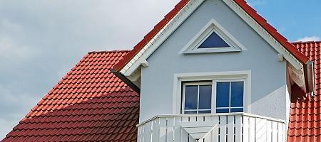 Balkontüren mit Dreh- und Kipp-Mechanik