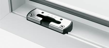 Sicherheitsbeschlag für Balkontüren