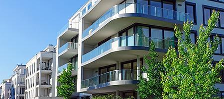 Schallschutz für Balkontüren