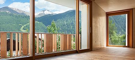 Energieeffizienz von Balkonschiebetüren