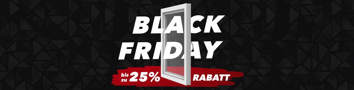 Black Friday Fenster kaufen