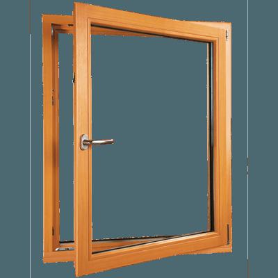 Holz-Alu Fenster Basic