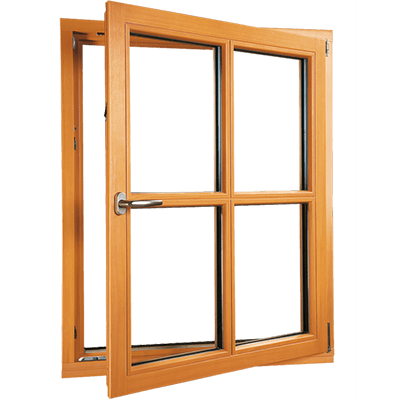 Holzfenster Basic