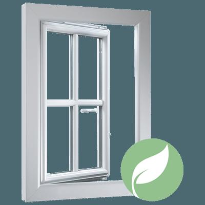 Kunststofffenster Energie