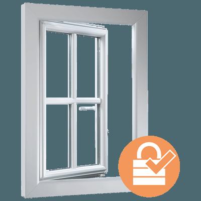 Kunststofffenster Sicherheit