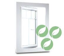 Passivhausfenster 0,74 Uw