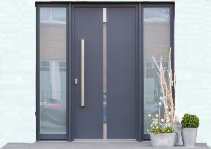 Gut gemocht Moderne Eingangstüren zu günstigen Preisen online kaufen OK27