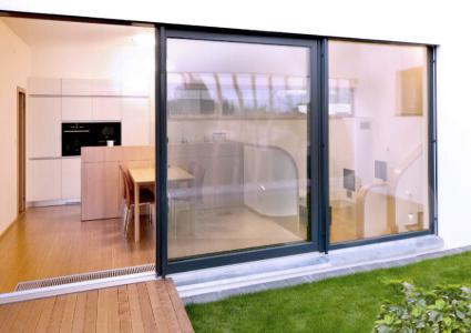 Türen aus holz  PSK-Türen aus Holz-Alu günstig online kaufen | fensterversand.com
