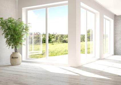 Terrassenfenster