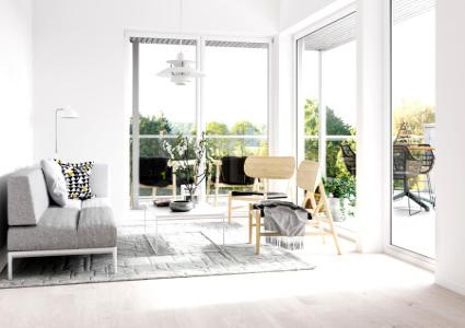 Wohnzimmerfenster Günstig Online Kaufen Fensterversand