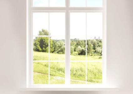 Zweiflügeliges Fenster