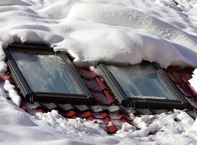 Dachfenster Wärmedämmung