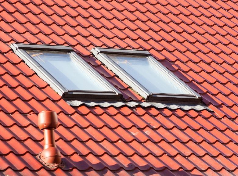 Dachfenster Ziegeldach