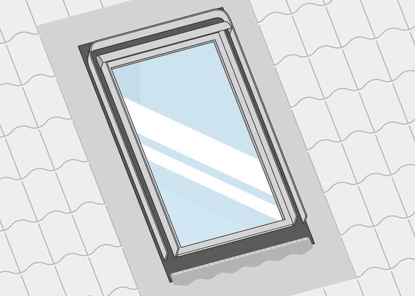 Dachfenster kaufen g nstige preise im online shop - Dachfenster wasser innen ...