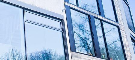 Sonnenschutzwirkung von beschichtetem Glas