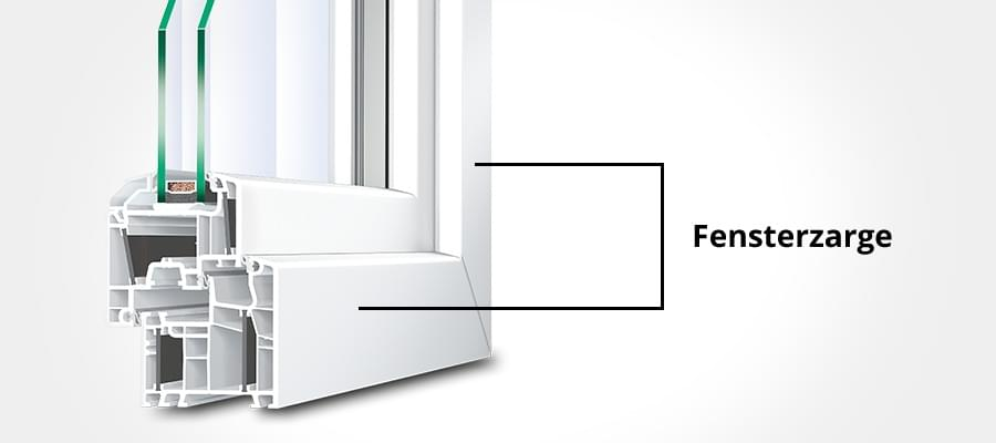 Fensterzarge