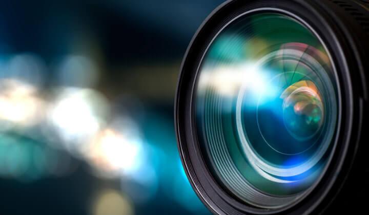 Floatglas Kamera