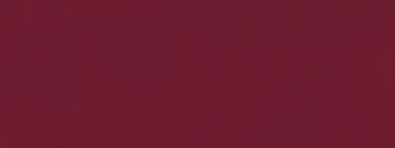 Farbe Rubinrot