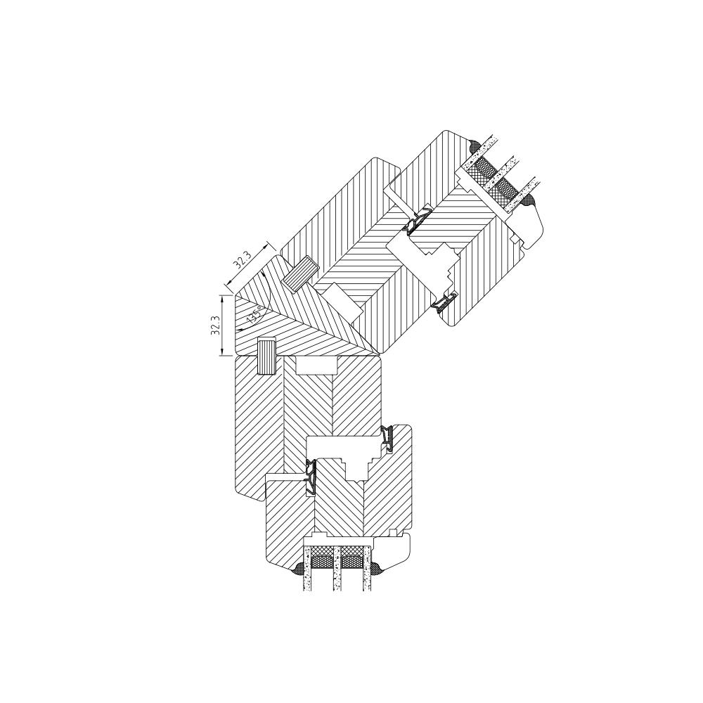 Holz-Classic-iv78-Kopplung 135 Grad