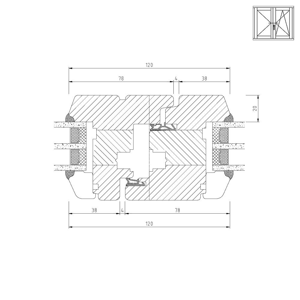 Holz-Classic-iv78-Stulpdetail