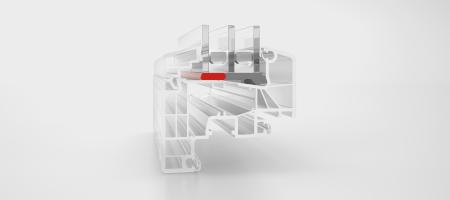 Klebetechnologie Kunststoff Profil