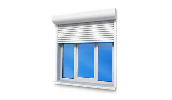 Rollladen für Fenster nach Maß
