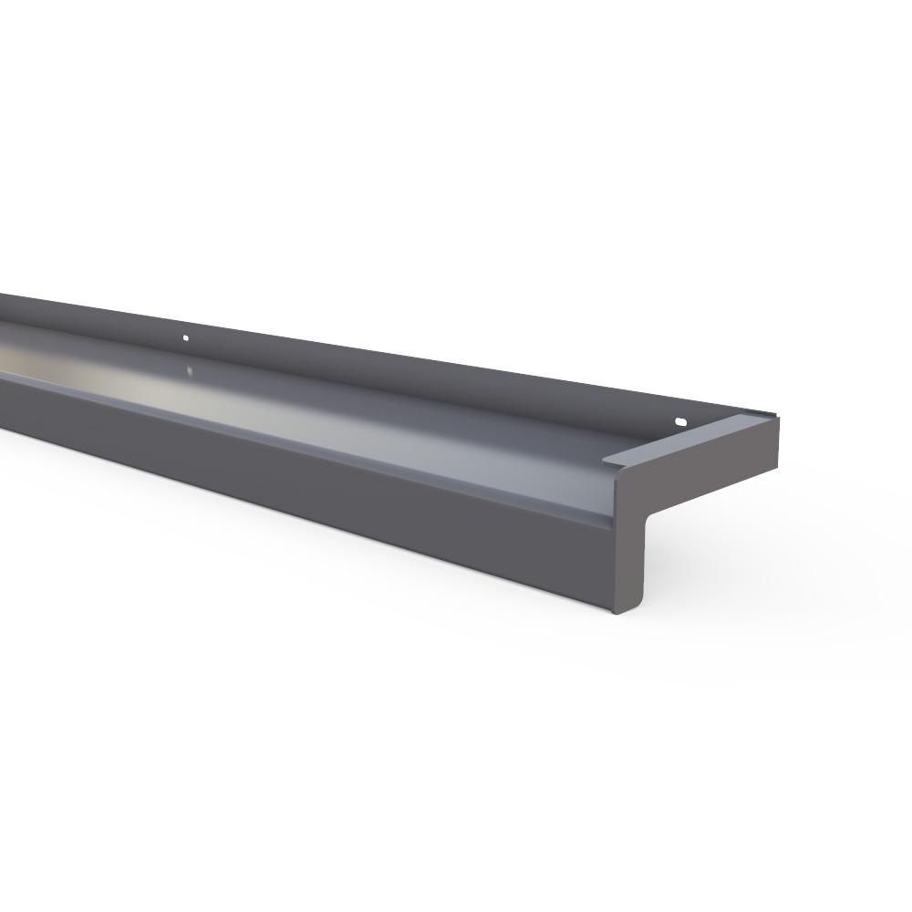 Fensterbank aus Aluminium für den Außenbereich