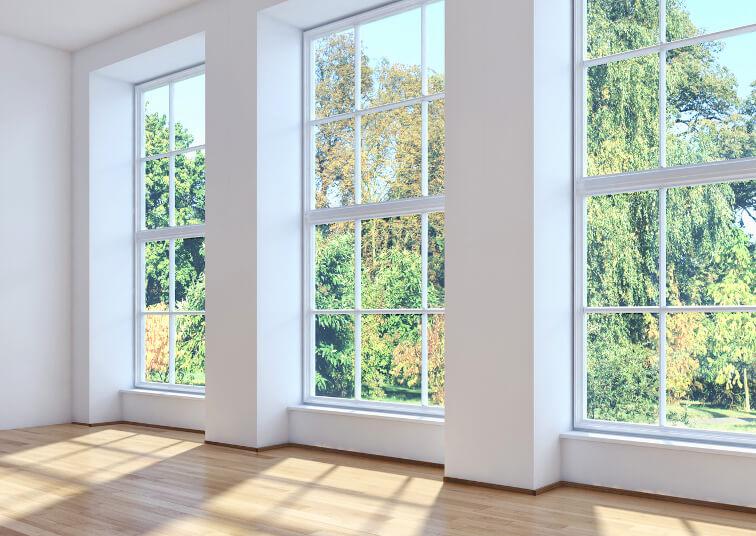 Fenster Festverglasung