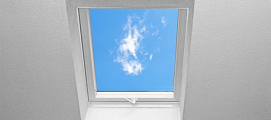 Kunststoff Dachfenster