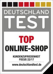 """FOCUS """"TOP Online-Shop 2017"""""""