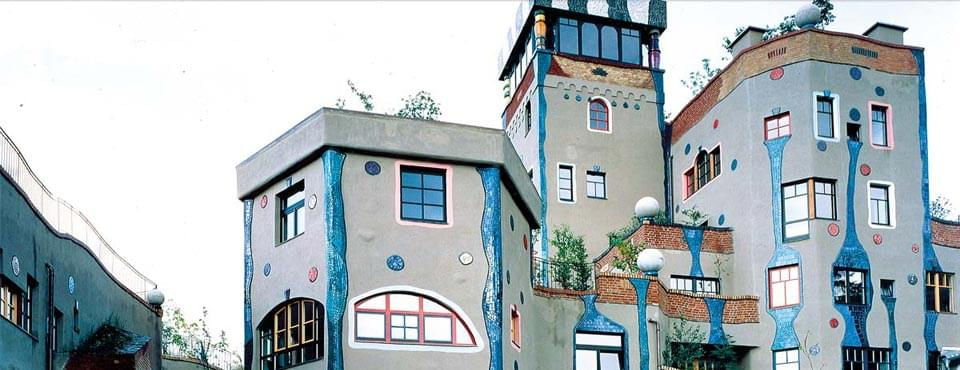 Referenz: Hundertwasserhaus, Bad Soden