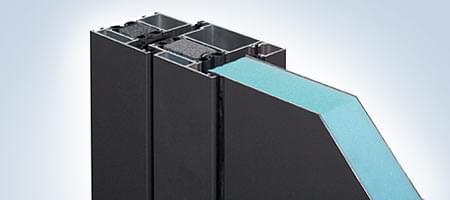 aluminium design haust ren g nstig online kaufen fensterversand. Black Bedroom Furniture Sets. Home Design Ideas