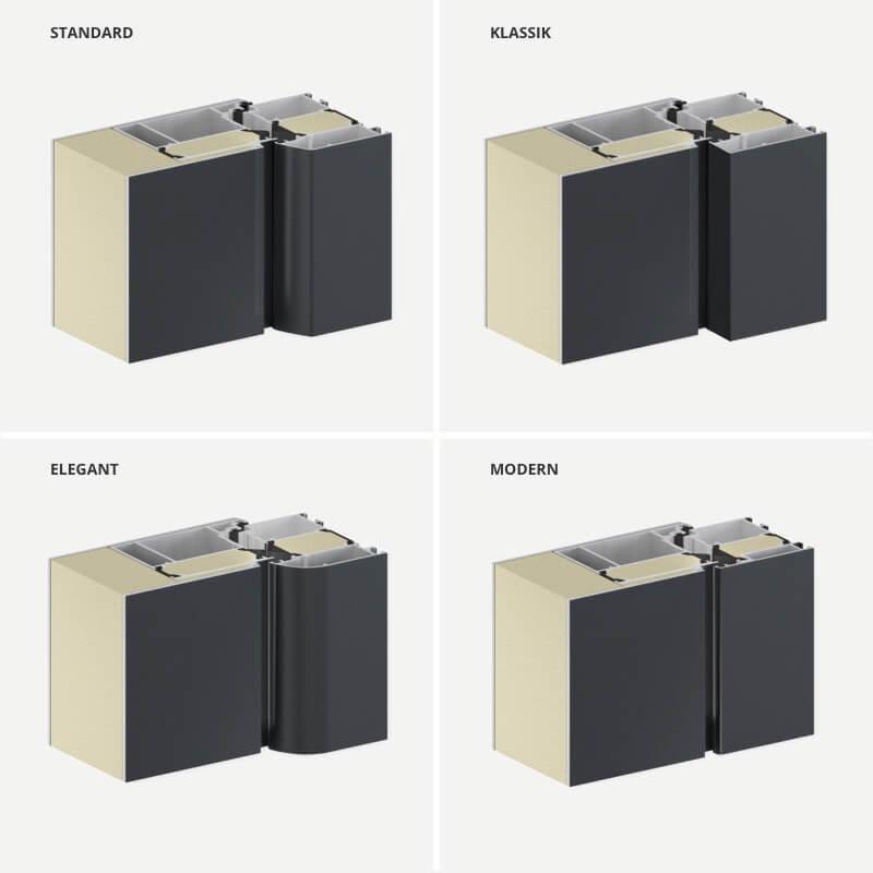 haust ren ohne glas g nstig kaufen bei fensterversand. Black Bedroom Furniture Sets. Home Design Ideas
