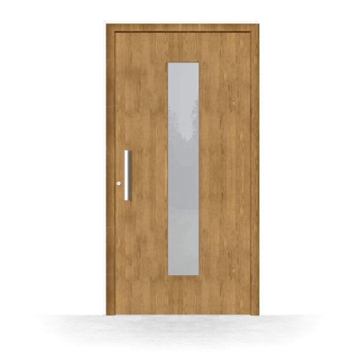 Haustüren Holz