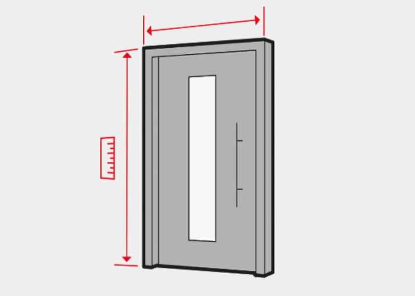 Haustüren individuell konfigurierbar