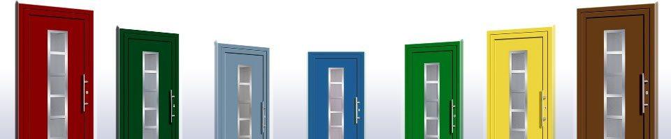 Haustürfarben