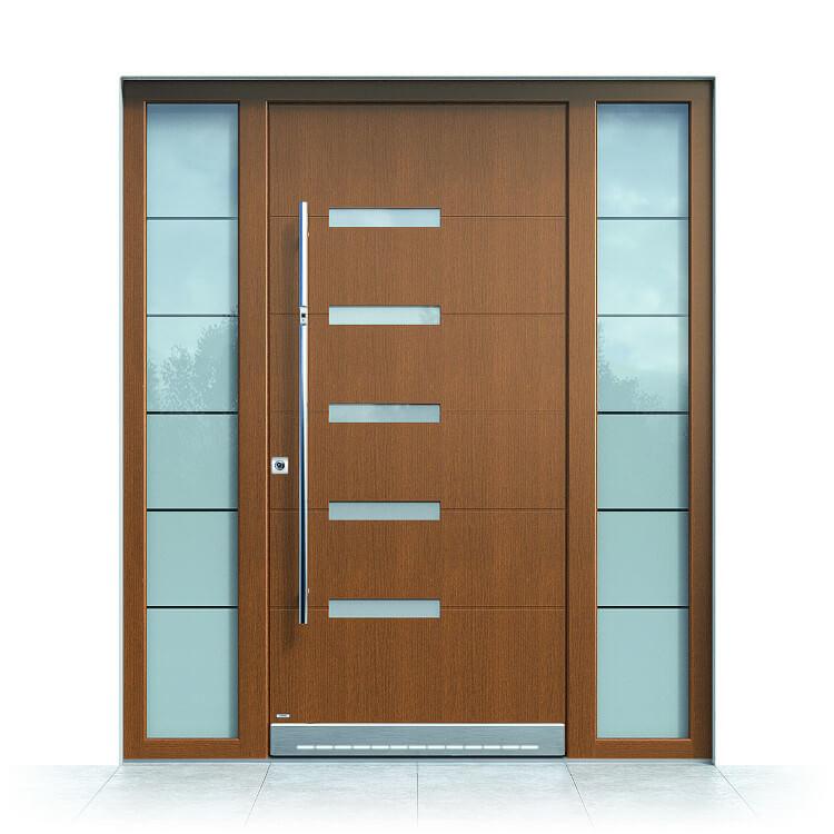 Die Vorteile von Holz Haustüren