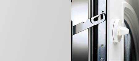 Kunststoff Haustüren Sperrbügel