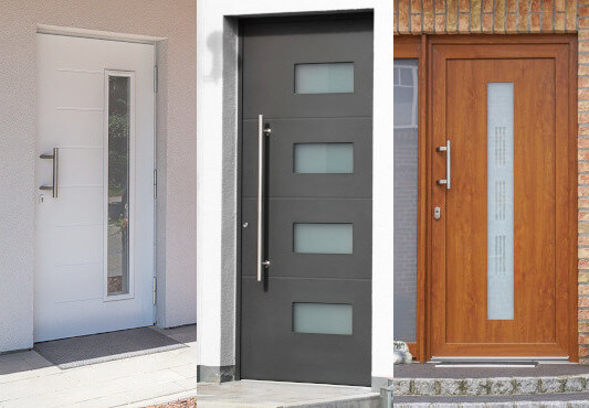 Haustüren Vergleich