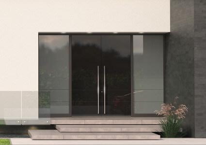 Luxus Haustüren