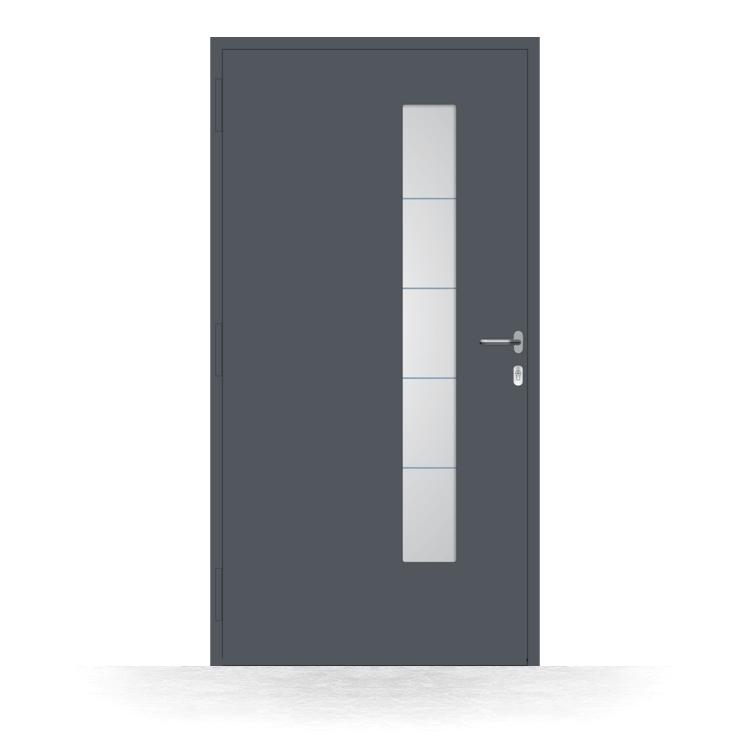 Aluminium Haustür Ratingen