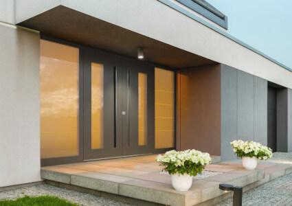 Design Haustür