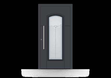 Haustür Landhaus Modern