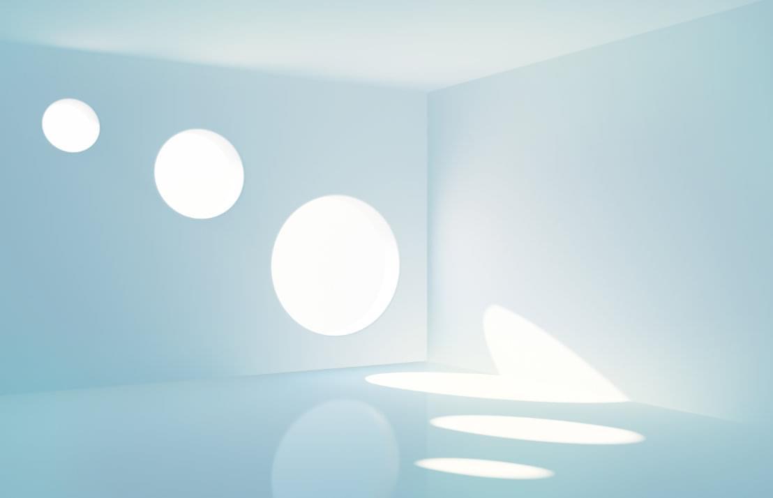 Lichttransmissionsgrad